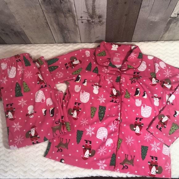 Carter's Other - Carters Christmas pajamas